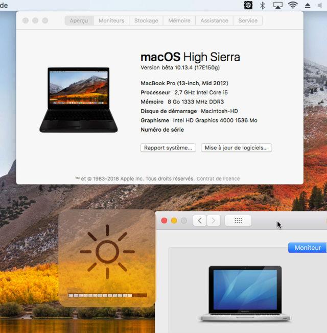 Beta macOS High Sierra Beta 10.13 1 (17B46a) a 10.13.2 Beta et +++ - Page 2 Sans_t43