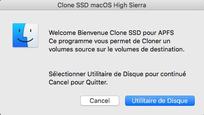 Clone SSD macOS High Sierra Sans_t87