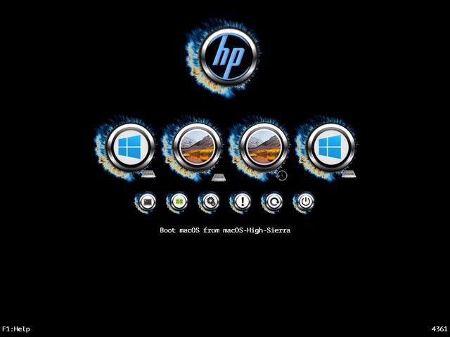 macOS High Sierra et macOS   Sierra HP Probook 4530S, 4440S, 4540S, 6460B, 6570B, 8460P, 8470p, 6470B,2570P, 9470M (UEFI) - Page 13 Screen23