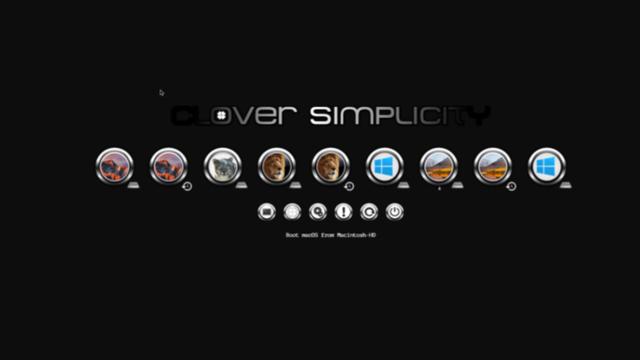 Simplicity Screen45
