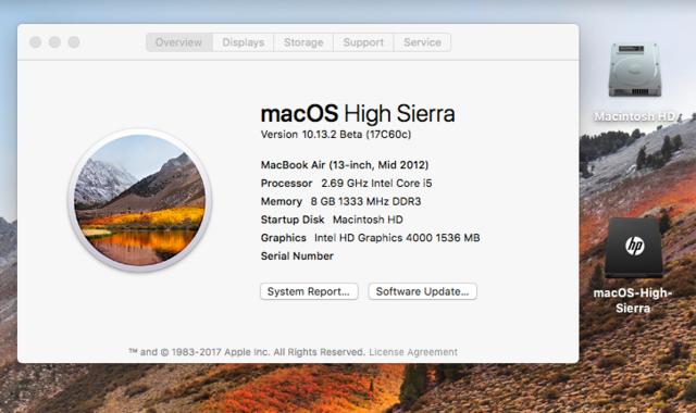 macOS High Sierra et macOS   Sierra HP Probook 4530S, 4440S, 4540S, 6460B, 6570B, 8460P, 8470p, 6470B,2570P, 9470M (UEFI) - Page 12 Untitl13