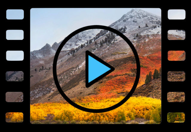 macOS High Sierra Disk Créateur Video11