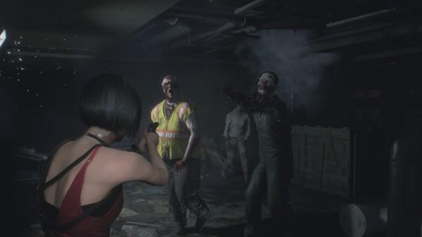 Classic Ada Wong и другие новости Resident Evil 2 I10