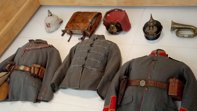 Historial de la grande guerre  1916 ( Péronne , Somme / Picardie ) Dsc_1738