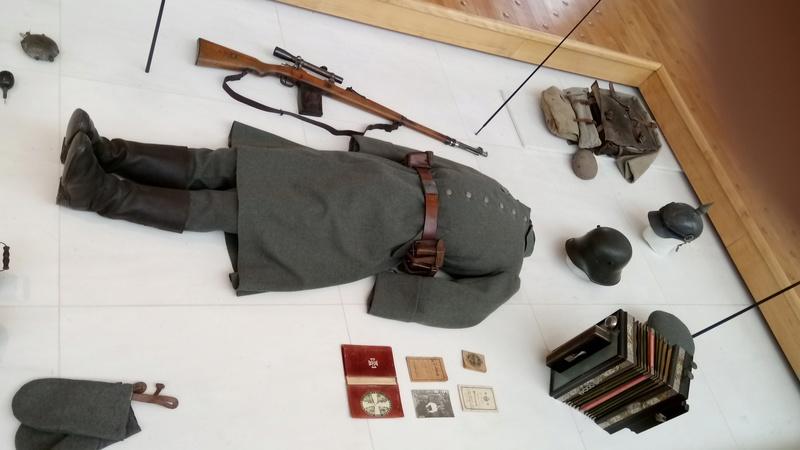 Historial de la grande guerre  1916 ( Péronne , Somme / Picardie ) Dsc_1739