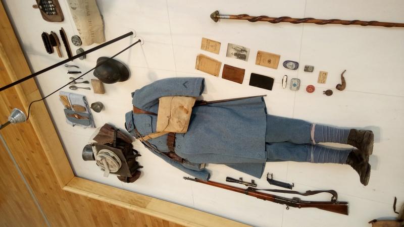 Historial de la grande guerre  1916 ( Péronne , Somme / Picardie ) Dsc_1743
