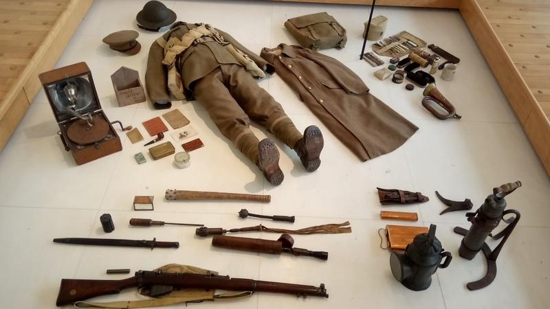 Historial de la grande guerre  1916 ( Péronne , Somme / Picardie ) Dsc_1744