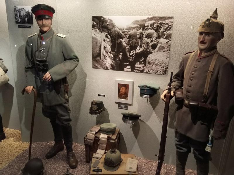 Musée de la bataille du Linge -1915 ( Orbey , Haut Rhin / Alsace ) Dsc_1836