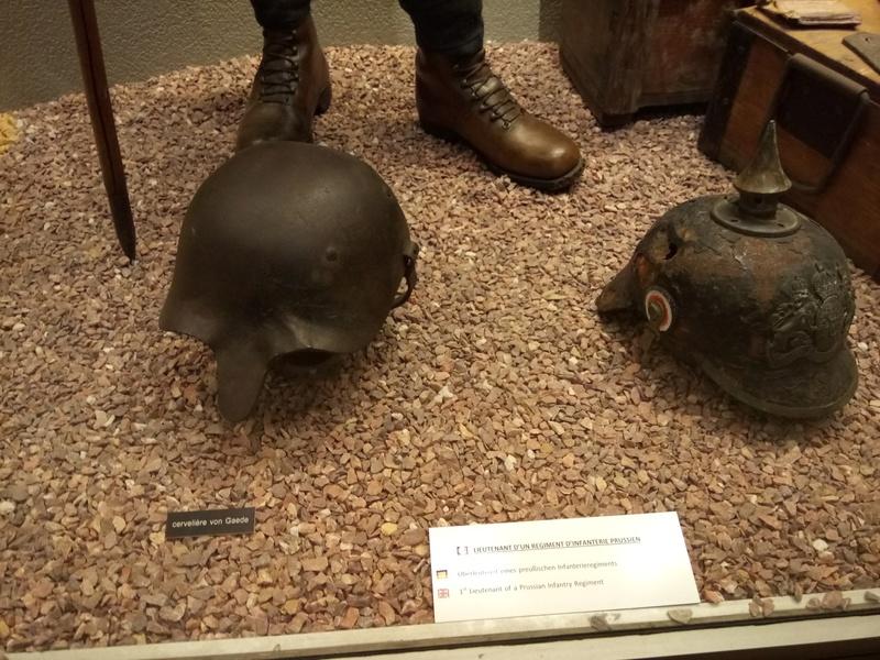 Musée de la bataille du Linge -1915 ( Orbey , Haut Rhin / Alsace ) Dsc_1838