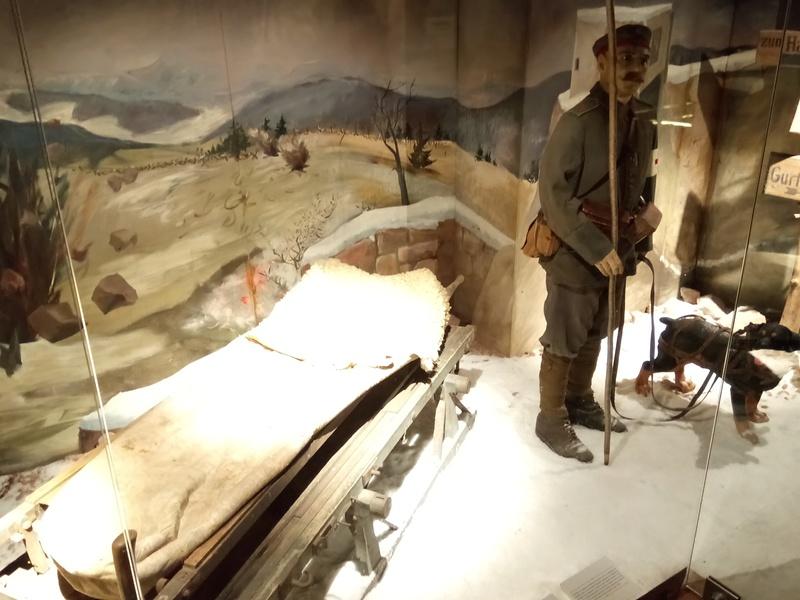 Musée de la bataille du Linge -1915 ( Orbey , Haut Rhin / Alsace ) Dsc_1841