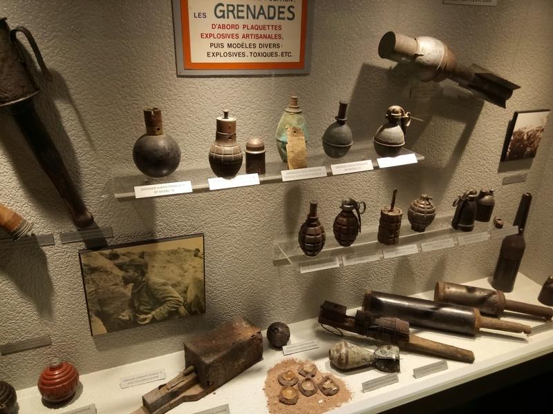 Musée de la bataille du Linge -1915 ( Orbey , Haut Rhin / Alsace ) Dsc_1843