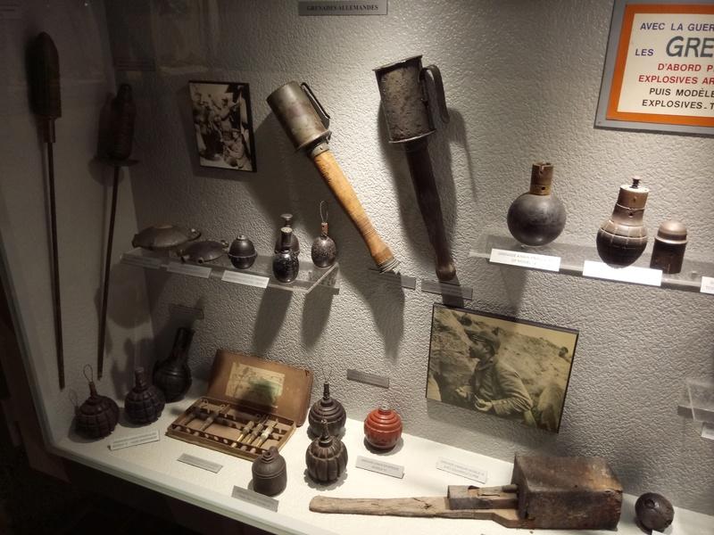 Musée de la bataille du Linge -1915 ( Orbey , Haut Rhin / Alsace ) Dsc_1845