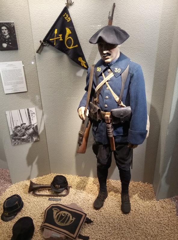 Musée de la bataille du Linge -1915 ( Orbey , Haut Rhin / Alsace ) Dsc_1848