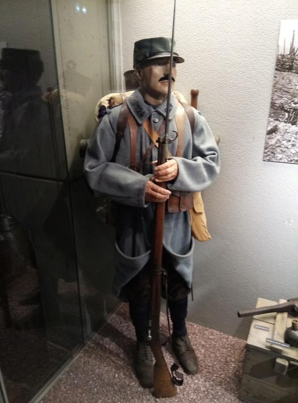 Musée de la bataille du Linge -1915 ( Orbey , Haut Rhin / Alsace ) Dsc_1849