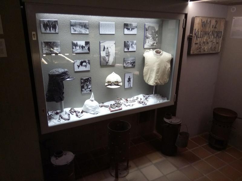Musée de la bataille du Linge -1915 ( Orbey , Haut Rhin / Alsace ) Dsc_1939