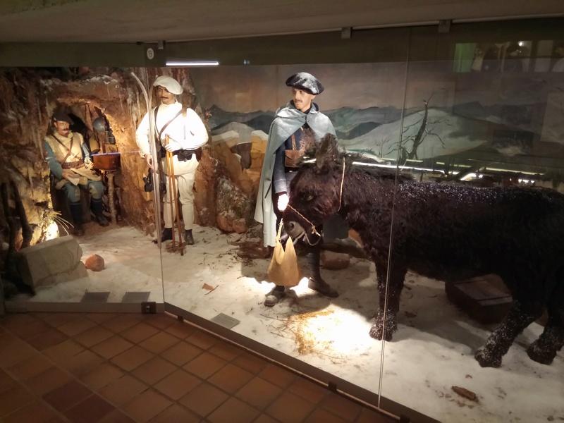 Musée de la bataille du Linge -1915 ( Orbey , Haut Rhin / Alsace ) Dsc_1940