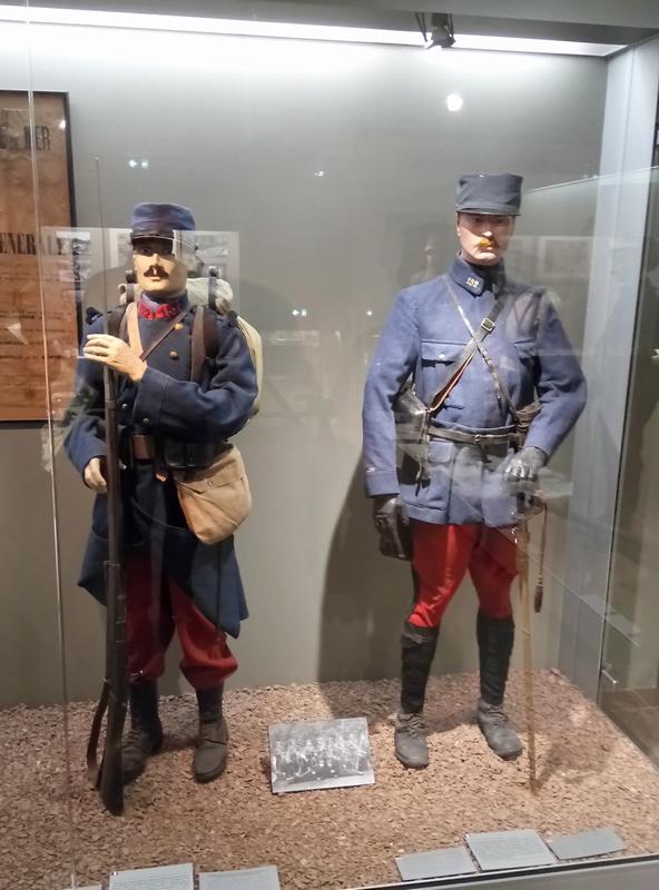 Musée de la bataille du Linge -1915 ( Orbey , Haut Rhin / Alsace ) Dsc_1941