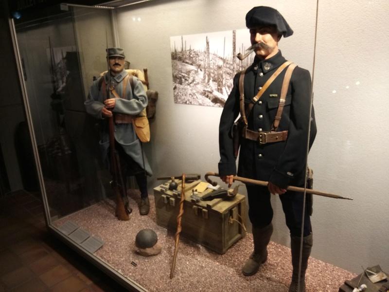 Musée de la bataille du Linge -1915 ( Orbey , Haut Rhin / Alsace ) Dsc_1942