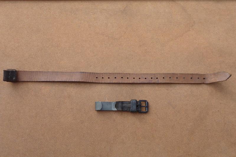 La jugulaire du casque allemand P1140514