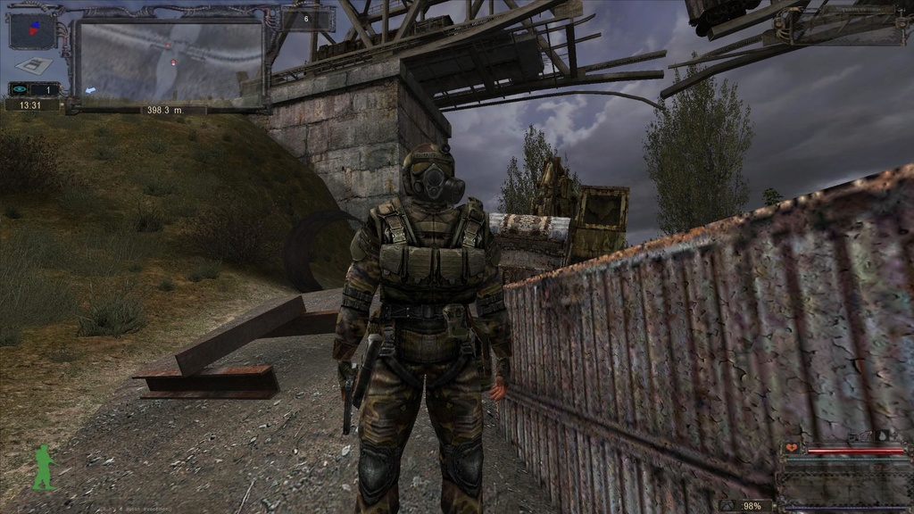 Sigerous mod  pour Shadow of Chernobyl  - Page 2 110