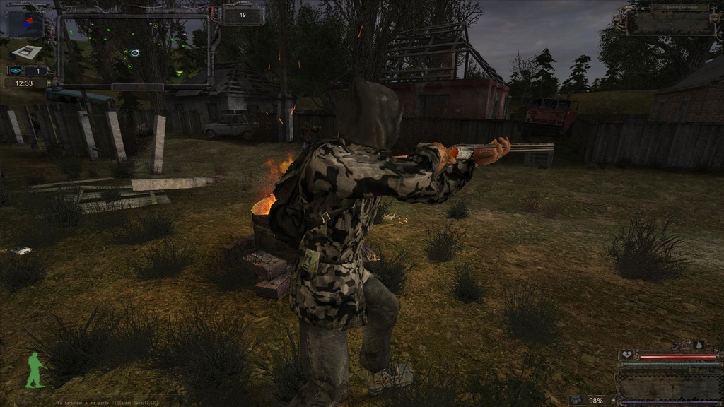 Sigerous mod  pour Shadow of Chernobyl  - Page 2 610