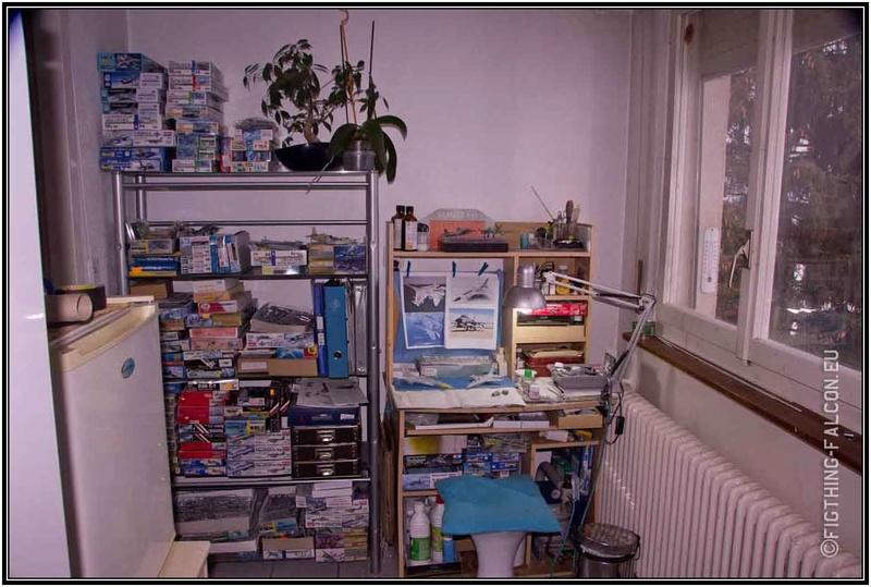 Mon atelier et vitrines... Img_9010