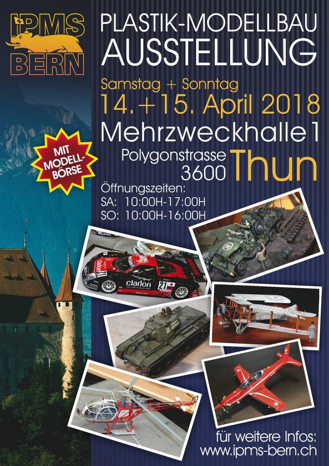 "Expo IPMS Bern "" Thoune"" Ipms1810"