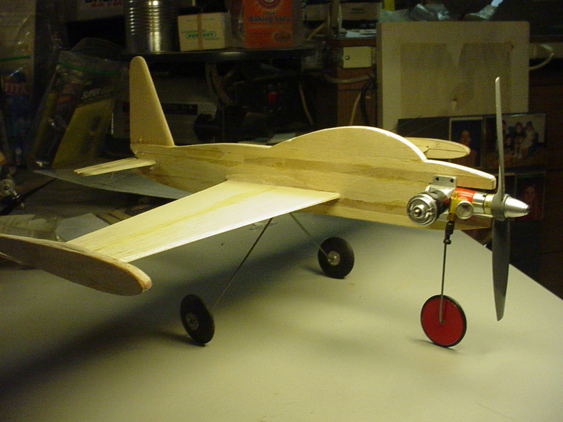 "Lockheed ""Tee-33-Dee"" for CEF Speed Contest 2-4-1812"
