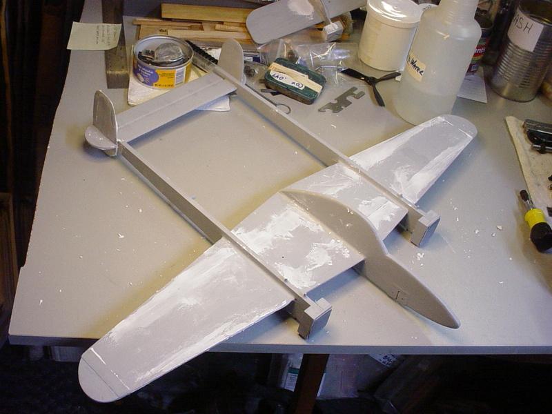 P-38 Lightning-Roddie style..  - Page 6 3-fill11