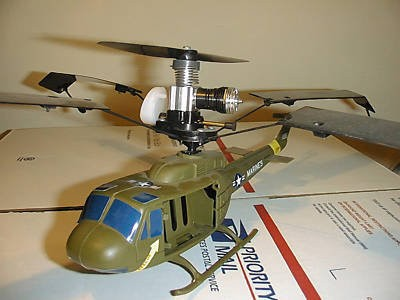Cox Skycopter Free  Flight Helicopter Cox-sk13