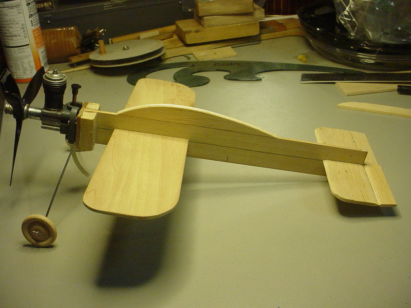 """""""Flying Blind"""" a build-thread for CEF 2018 Speed Dsc05049"""