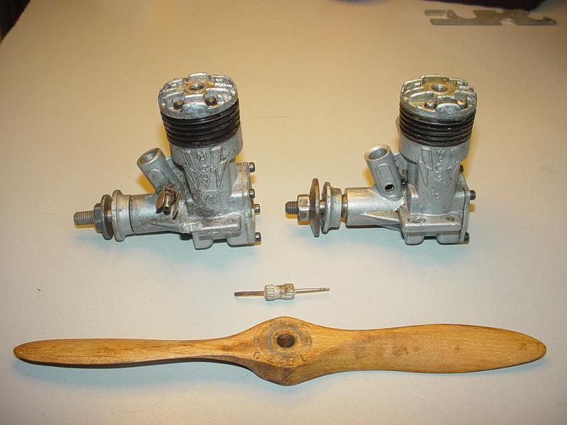 my McCoy engines Dsc05616