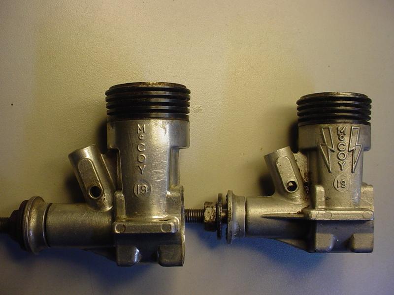 my McCoy engines Dsc05617