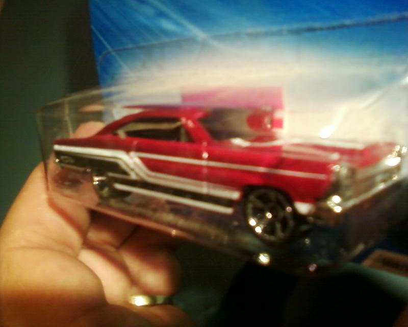 Mattel HotWheels  Ford_112