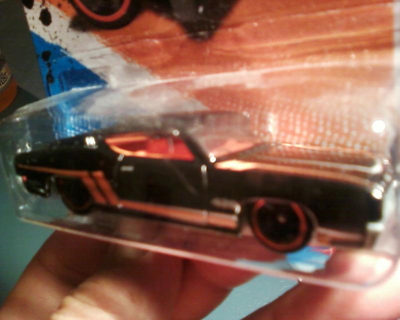 Mattel HotWheels  Ford_113