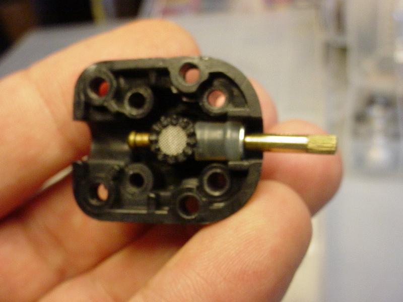 Cox needle-valve seals Needle14
