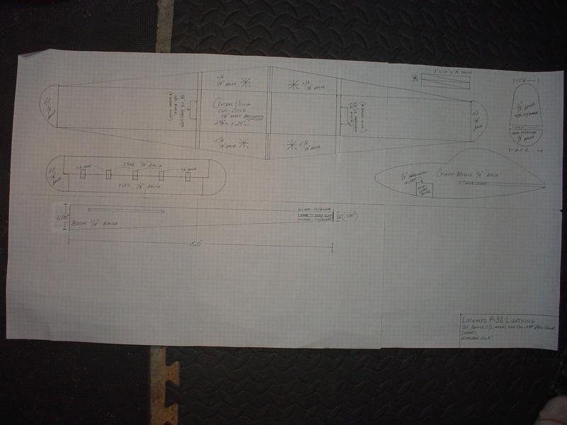 P-38 Lightning-Roddie style..  - Page 6 Plan-p12