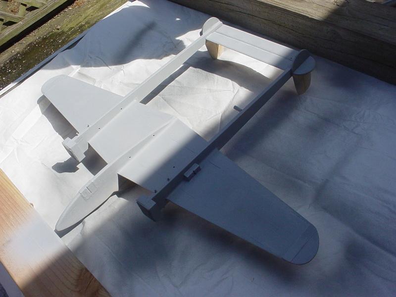 P-38 Lightning-Roddie style..  - Page 6 Primer10
