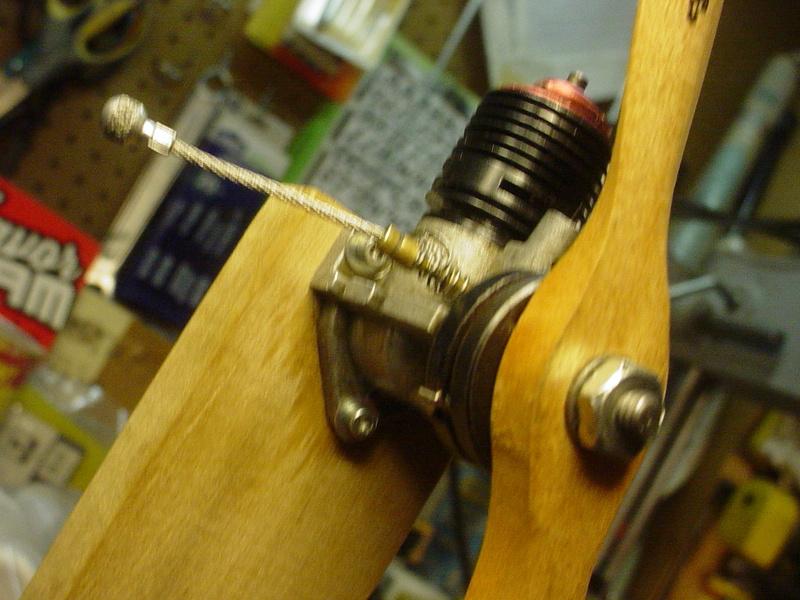testors mccoy repair project Radial11