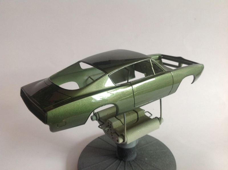 1969 'Cuda 440 conversion MPC / AMT 14_210