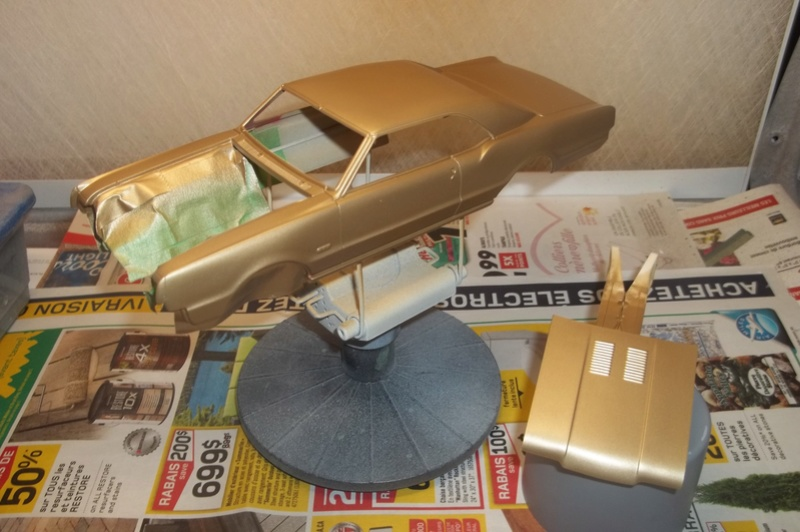 1967 Olds 442 W-30 2017-012