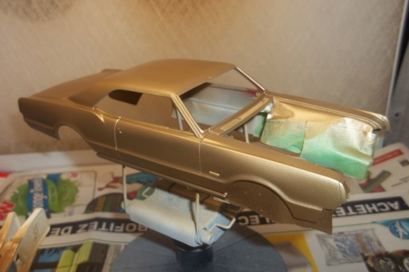 1967 Olds 442 W-30 2017-013