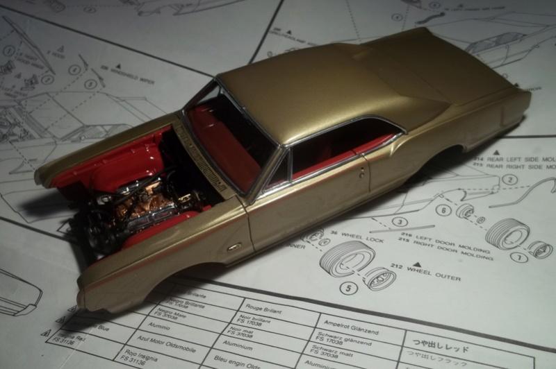 1967 Olds 442 W-30 2017-110