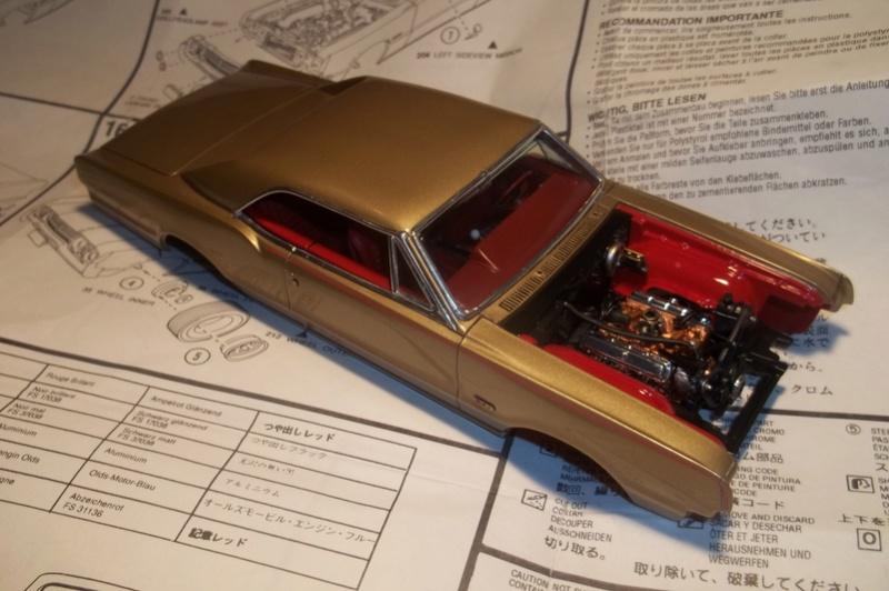 1967 Olds 442 W-30 2017-111