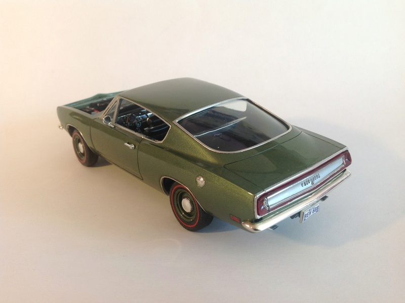 1969 'Cuda 440 conversion MPC / AMT 21_210