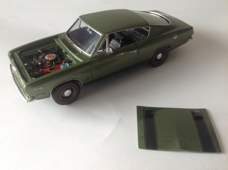 1969 Plymouth 'Cuda 440 Img_1129