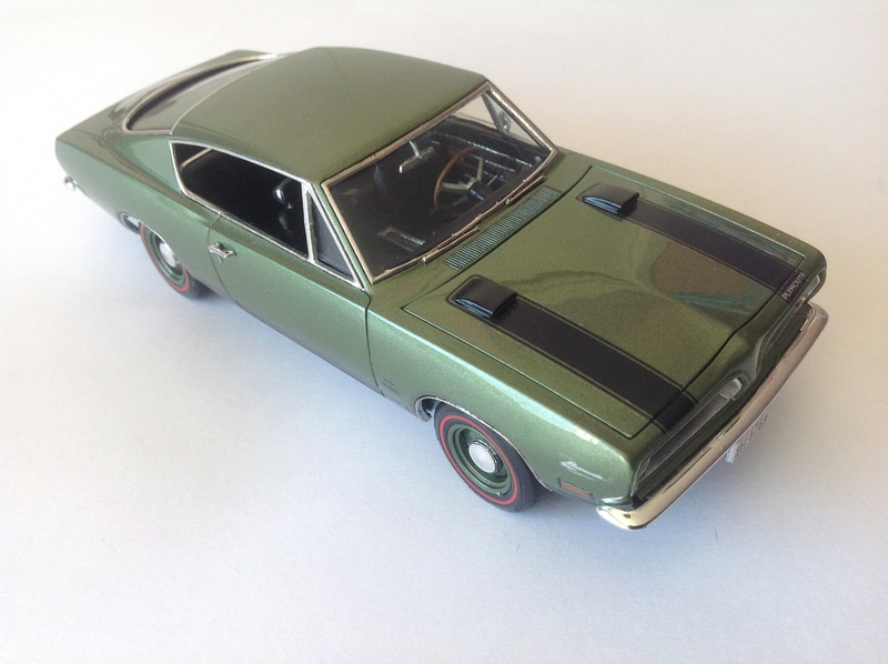 1969 Plymouth 'Cuda 440 Img_1134