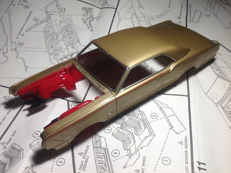 1967 Olds 442 W-30 Moulur12