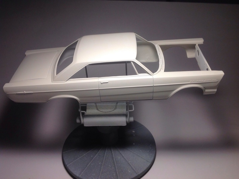 1965 Ford Galaxie 500 XL de AMT - Page 4 Peintu10
