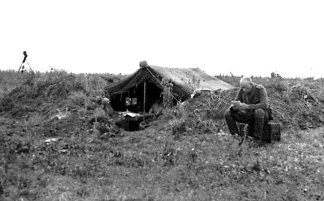 Tente allemande : Das Große Stabszelt 21766510